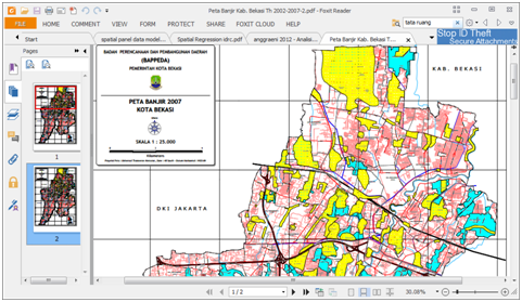 Map Digitalization Using ArcGIS Rahmadya Trias Handayanto